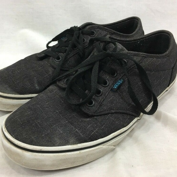 VANS Other - Vans Off The Wall Cloth Fabric Sneakers Shoes